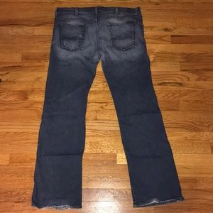 Men's bootcut 7 for all Mankind jeans